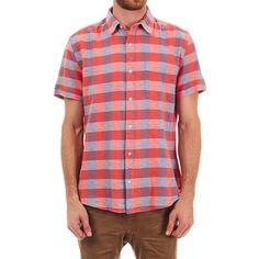 PX Plaid Linen Button Down Shirt | Free Shipping
