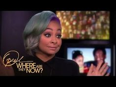 """Raven-Symoné: """"I'm Tired of Being Labeled""""   Where Are They Now?   Oprah..."""