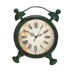 Found it at Wayfair - Table Clock http://www.wayfair.com/daily-sales/p/A-Dose-of-Drama%3A-Decorating-with-Teal-Table-Clock~HEU2056~E21104.html?refid=SBP.rBAZEVVh254EOy_O3GLfAuWyCr5bVUMqqdtEkpowUkY