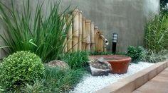 Jardins Moderno por Borges Arquitetura & Paisagismo - homify / Borges Arquitetura & Paisagismo