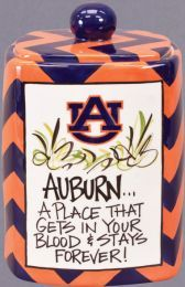 Auburn kitchen canister ONLY $35.00