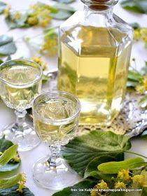 nalewka-lipowa My Favorite Food, Favorite Recipes, Alcoholic Drinks, Beverages, Polish Recipes, Polish Food, Irish Cream, White Wine, Gelato