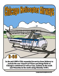 Airport Coloring Book Finished Images