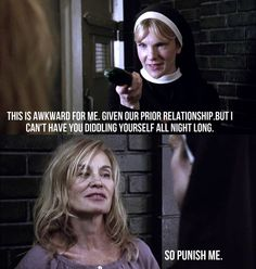 Sister Jude and Sister Mary Eunice**