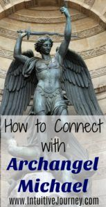 Connecting with archangel Michael is easier than you think. Some good advice here on how to ask Archangel Michael for help. St Michael Archangel Prayer, Archangel Raphael Prayer, St Michael Prayer, Archangel Prayers, Archangel Gabriel, Catholic Archangels, Gardian Angel, St Micheal, Saint Michael