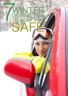 7 Winter Driving Tips to Keep You Safe #tips #safety #driving #ford #lincoln #drivedana #statenisland #nyc #Newyork