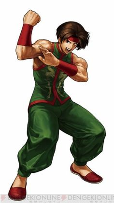 View an image titled 'Sie Kensou Art' in our King of Fighters XIII art gallery featuring official character designs, concept art, and promo pictures. Game Character Design, Character Concept, Character Art, Concept Art, King Of Fighters, Manga Anime, Anime Guys, Super Hero Costumes, Cosplay