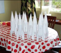 Make & decorate rockets