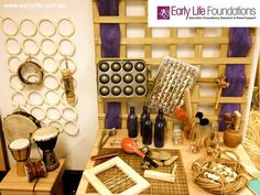 """Exploring sound at Early Life Foundations ("""",)"""