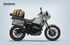 Honda in world