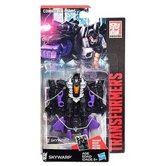 Transformers Hasbro Generations Combiner Wars Skywarp Legends Class * More info could be found at the image url.Note:It is affiliate link to Amazon.