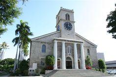 ハワイ最古の教会