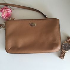 """NWT COACH LYLA DOUBLE GUSSET CROSSBODY Details Pebble leather  Inside multifunction pocket  Zip-top closure, fabric lining  Long strap with 21 1/2"""" drop for shoulder or crossbody wear  9 1/2"""" (L) x 5 3/4"""" (H) x 1 1/4"""" (W) Coach Bags Crossbody Bags"""