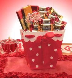 Valentine Gift Baskets | Gift Baskets: Valentine's Day Gift Baskets, Valentines Day Chocolate ...