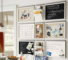 Build Your Own - Daily System Components - Stainless Steel finish   Pottery Barn