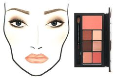 Perfect daytime smoky eye with a neutral palette