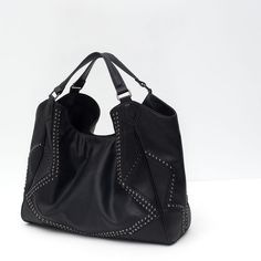 Image 4 of STUDDED BAG from Zara