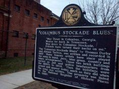 Jailhouse that inspired Columbus Stockade Blues in Columbus GA