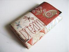 Irus / Motýlí tanečky a ptačí snění -15 X 10,5 :-) Mobiles, Wallet, Design, Mobile Phones, Purses, Diy Wallet, Purse