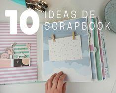 Scrapbook Bebe, Scrapbook Journal, Scrapbook Paper, Ideas Scrapbooking, Photo Album Scrapbooking, Mini Albums Scrap, Mini Scrapbook Albums, Baby Album, Mother's Day Diy