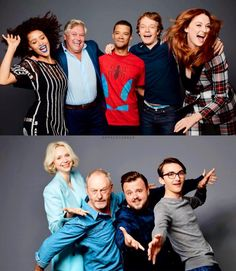 #SophieTurner and the cast ♥️