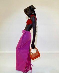 Couture Fashion, Runway Fashion, High Fashion, Fashion Outfits, Golf Fashion, Megan Hess, Jacquemus, Black Girl Aesthetic, Mulberry Silk
