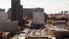 Stock Footage of A slow panning timelapse across the city centre of Johannesburg (CBD) in the daytime showing Park Station, Gautrain, the City Counsel, Constitution Hill and more, South Africa. Explore similar videos at Adobe Stock City Scene, A 17, Constitution, Stock Video, San Francisco Skyline, Stock Footage, South Africa, Centre, Explore