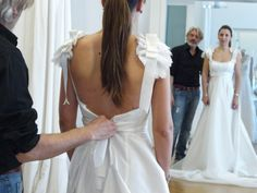 One dress,one day,one you at atelier Konstantinos Tsigaros