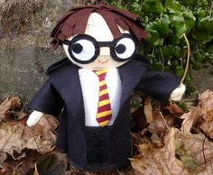 harry potter doll how-to