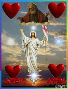PicMix of giurgead [p. 36 on Pictures Of Jesus Christ, Religious Pictures, Names Of Jesus, Mary And Jesus, Jesus Is Lord, Holy Trinity Image, Miséricorde Divine, Christian Drawings, Image Jesus