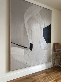 Art Moderne, Living Room Art, Minimalist Art, Diy Painting, Painting Inspiration, Art Pictures, Diy Art, Home Art, Sculpture Art