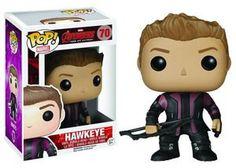 Hawkeye (Avengers 2) Pop Vinyl Pop Marvel