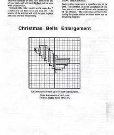 CHRISTMAS BELL Ornament  (1/3)
