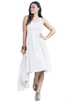 Jessica London Plus Size Sundress With Racerback Jessica London. $26.24