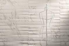 Tile Expert · White Marble Effect Tile. The Fancy New Arrivals