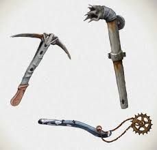 post apocalyptic weapon ideas - Google Search