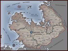 Simple Regional Map - Valais by Levodoom on DeviantArt