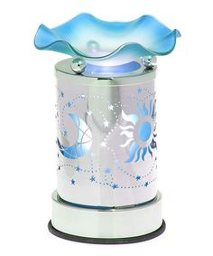Love this Blue Sun & Moon Tabletop Aroma Lamp by Lamps of Aroma on #zulily! #zulilyfinds