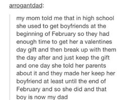 "I feel like the mom was like ""well I kept him for this long, might as well keep him for gud. Funny Tumblr Posts, My Tumblr, Stupid Funny, Hilarious, Funny Quotes, Funny Memes, Funny Stories, Laughing So Hard, Text Posts"