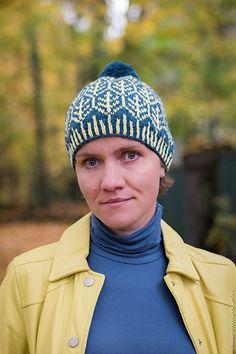 """Un bonnet magnifique et facile à réaliser. J'ai utilisé la laine """"Filcolana"""", test réussi. J'adore. Le bonnet est chaud et ne gratte pas."""