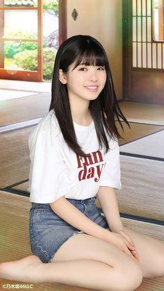 ファイルページ - 〓アイドル画像掲示板〓 School Girl Japan, Japan Girl, Beautiful Japanese Girl, Beautiful Asian Women, Cute Asian Girls, Cute Girls, Cute Girl Photo, Beauty Full Girl, Ulzzang Girl