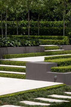 Peter Fudge landscape design Australia