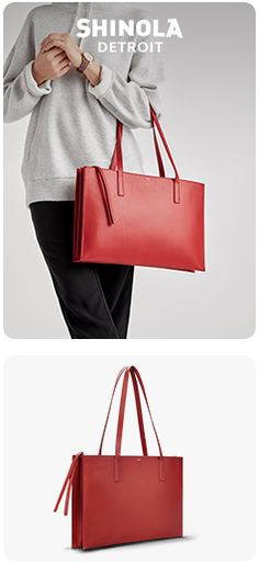 Never lose items at the bottom of your tote again. Shinola 81b92ee0f046e