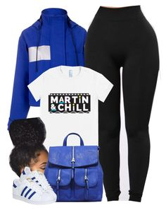 """1366 • Martin & Chill"" by cheerstostyle ❤ liked on Polyvore featuring Être Cécile, FC Select Design and adidas"