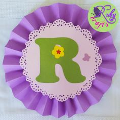 LETTER DISC for PARTY DECOR Designed and sold by Ruby Crafts and Gifts Shop #rubycraftsandgiftsshop Letters, Cool Stuff, Party, Shop, Gifts, Things To Sell, Design, Decor, Presents