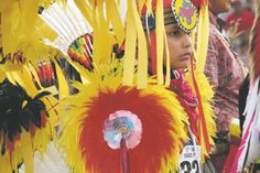 Tempo's 2012 in photos: A young fancy dancer at the Taos Pueblo Powwow the second weekend in July. By Rick Romancito