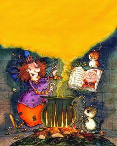 Un món de bruixes / Un mundo de brujas / A world of witches