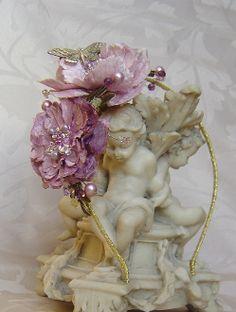 Bespoke flower tiara