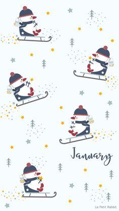 let it snow ⛄️ January Wallpaper, New Year Wallpaper, Calendar Wallpaper, Winter Wallpaper, Holiday Wallpaper, Acid Wallpaper, Cool Wallpaper, Mobile Wallpaper, Pattern Wallpaper