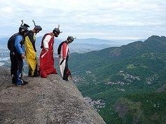 uli emanuele   ... GoPro: Wingsuit Flight Through 2 Meter Cave - Uli Emanuele…